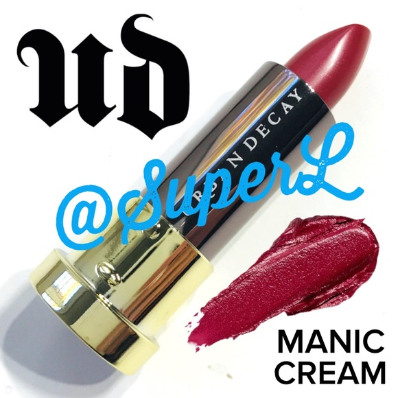 Urban Decay Other - 3/$15 Urban Decay Vice Lipstick Manic Soft Wine